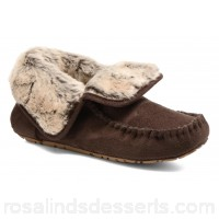 Ruby Brown Jaci Womens Slippers Fall/Winter 2017 Dk brown 0 SGULGBG