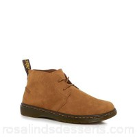 Men Dr Martens - Tan leather 'Ember' chukka boots Upper Leather Lining Textile / man made materials INQHEWM