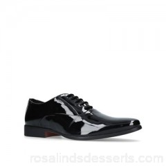 Men KG Kurt Geiger - Black 'Neath' lace up shoes Lining synthetic Sole synthetic HSJCLXB