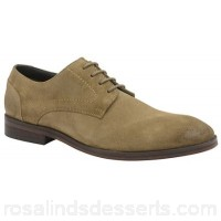 Men Frank Wright - Sahara 'Newton' men's lace up derby shoes Fastening lace Upper leather HBVZHDK