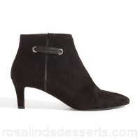 Women Phase Eight - Jane kitten heel ankle boots Collection woodstock Material 100% leather VWPJMCI