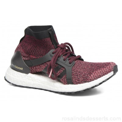 Adidas Performance Ultraboost X All Terrain Womens Sport Shoes Fall/Winter 2018 Rubmys/Noiess/Rostra 0 UVWEOHG