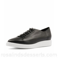 MOLLINI Women dontya black leather Pebbled leather upper Cushioned leather lining MO10450-BLA-LE YHBUXVF
